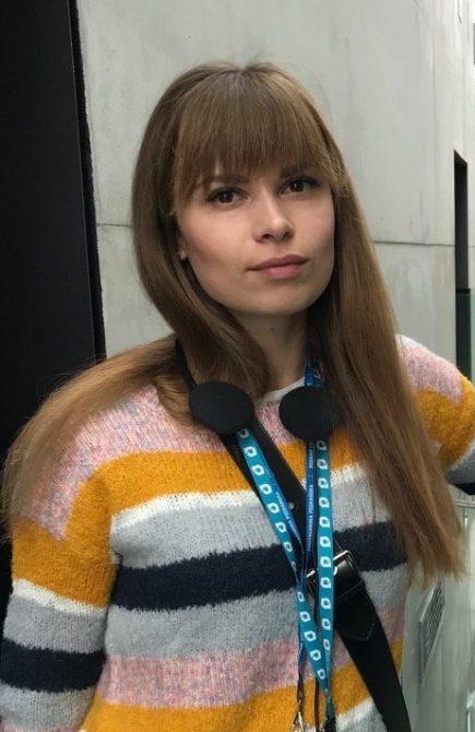 Калюжна Олена Вячеславівна