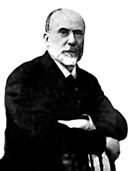 Столяров Яков Васильович