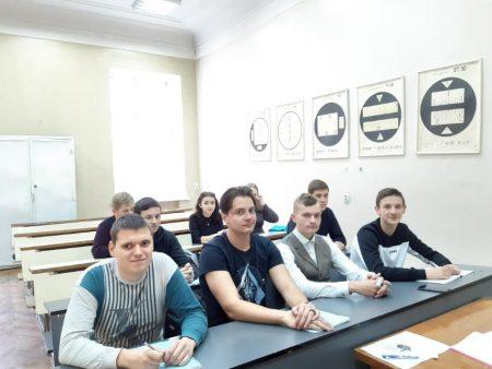 студентський гурток кафедри ВПГЗ