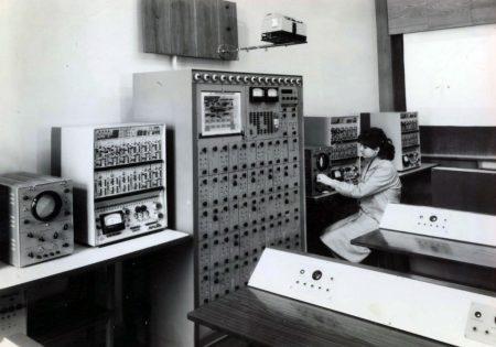 Лабораторія аналогових обчислювальних машин