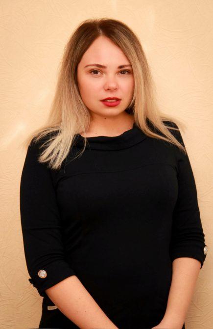 Островерх Ганна Євгенівна