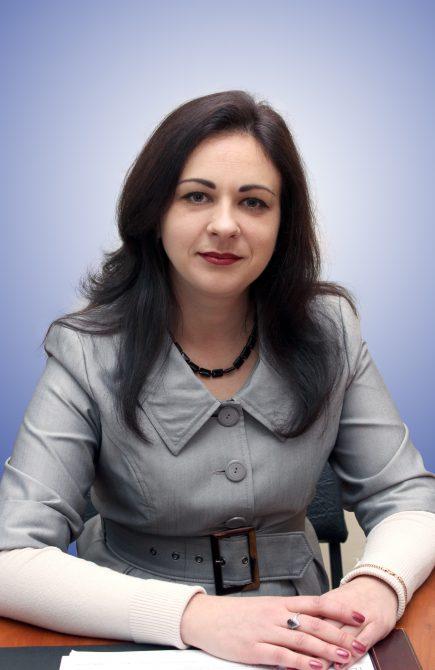 HANNA V. SHAPOVAL
