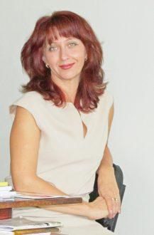 Аксьонова Наталія Анатоліївна