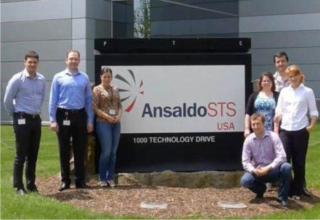 Наші випускники, що працюють у фірмі Ansaldo STS, USA