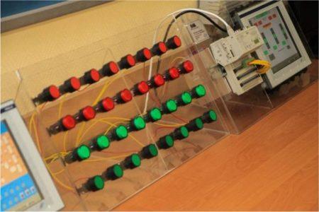 Моделювання систем автоматизації на мікропроцесорних контролерах та графічних сенсорних екранах Schneider Electric