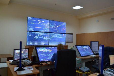 Сучасна система керування рухом поїздів станції Лозова