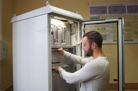 Дослідження роботи мікропроцесорної електричної централізації МПУ-У
