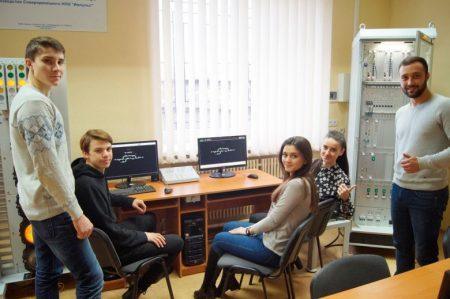 Заняття з дослідження мікропроцесорної електричної централізації МПУ-У
