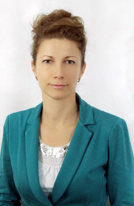 Біловол Ганна Володимирівна