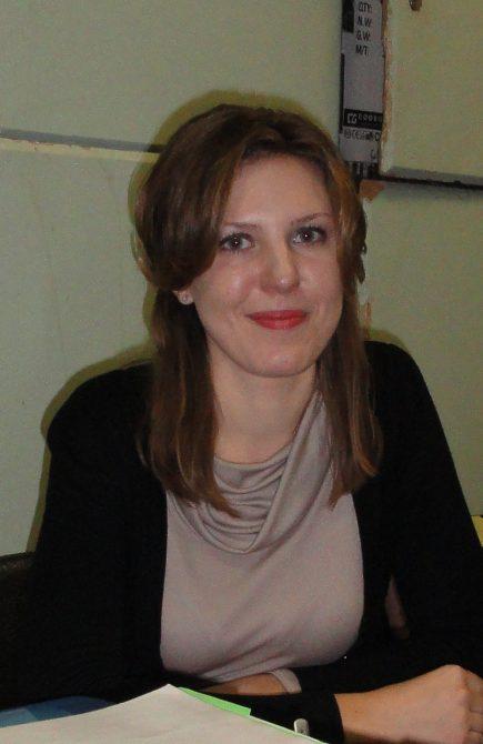 Khodakivska Evgeniya