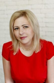 Харламова Олена Миколаївна