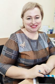 Машошина Тетяна Вікторівна