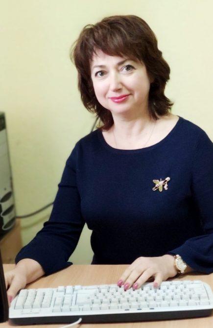 Лисьонкова Наталія Миколаївна