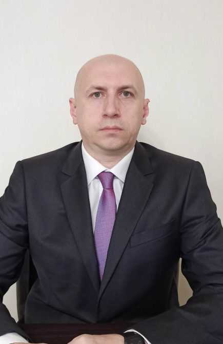 Matvienko Sergey Gennadyevich
