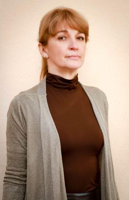 Tetyana Yusupova