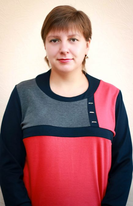 Каличева Наталія Євгеніївна
