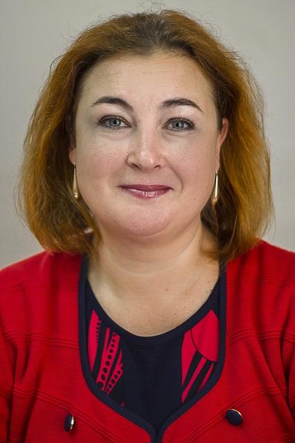 Комарова Ганна Леонідівна