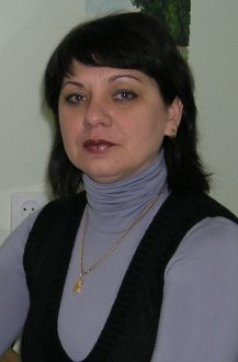 Кудіна Зінаїда Іванівна