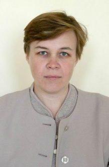 Лазарєва Наталя Миколаївна