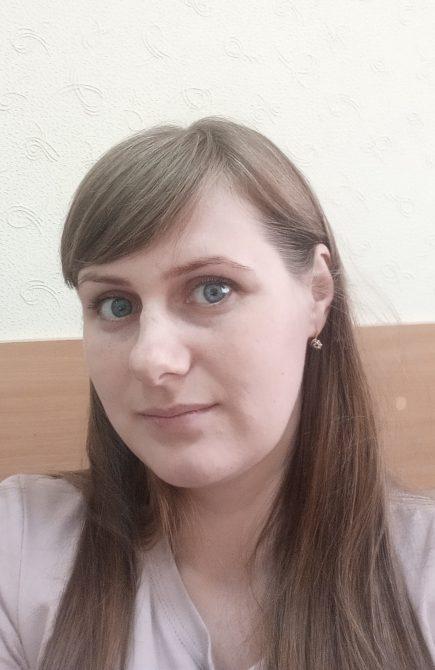 НЄЧАЄВА Ольга Станіславівна