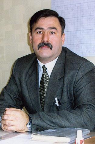 Осмаєв Олег Аданійович