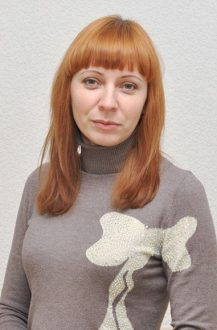 Пархоменко Лариса Олексіївна