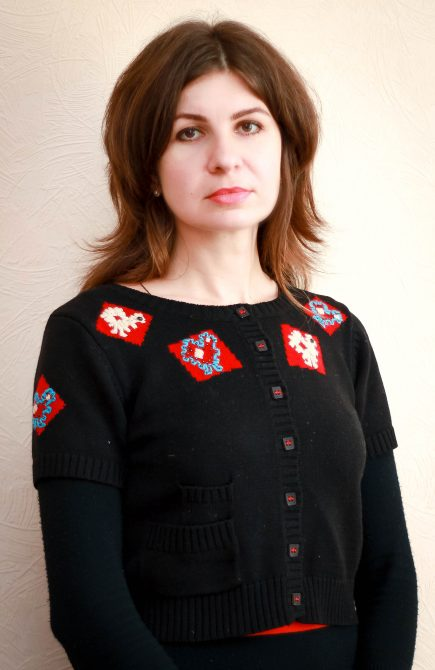 Полякова Олена Миколаївна