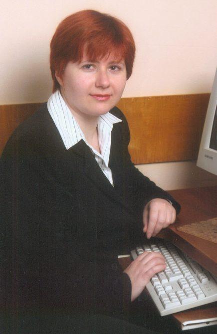 Репко Валерія Веніамінівна