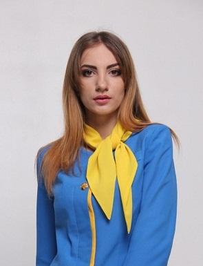Студентка ІІ курсу Рибалова Валерія посіла 3-е місце на Всеукраїнському конкурсі студентських наукових робіт