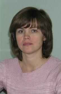 Сухарькова Олена Іванівна
