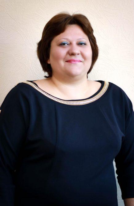 Токмакова Ірина Василівна