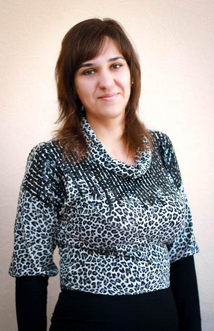 Толстова Анна Вадимівна