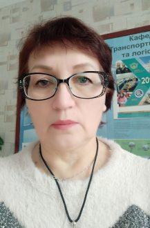 Вещева Наталія Євгенівна