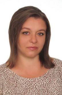 Ветошкіна Оксана Володимирівна