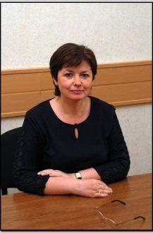 Зінченко Олена Євгенівна