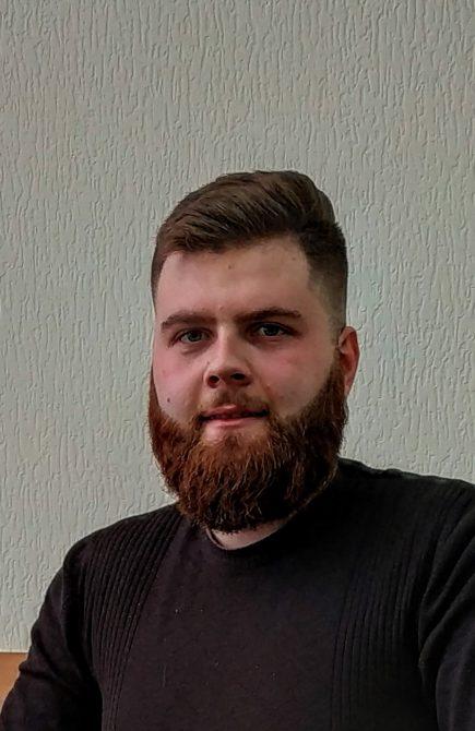 Сергієнко Максим Олегович