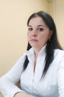 Iryna V. Pidoprygora