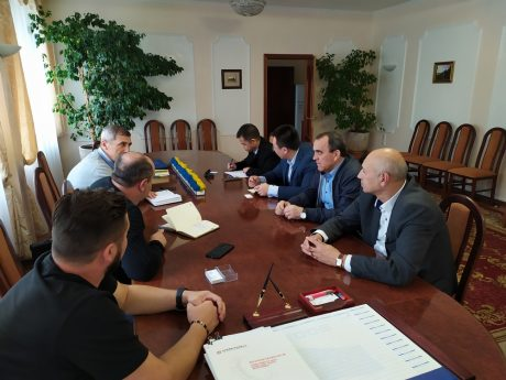Відбулася робоча зустріч з представниками фірми CRRC (Китайська Народна Республіка)