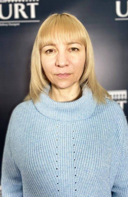 Трунова Ольга Сергіївна
