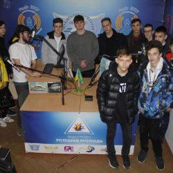 Зустріч з випускниками харківських шкіл та екскурсія на радіо