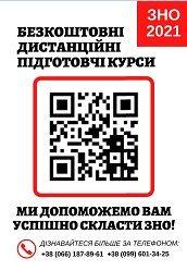 Безкоштовні дистанційні підготовчі курси з математики.