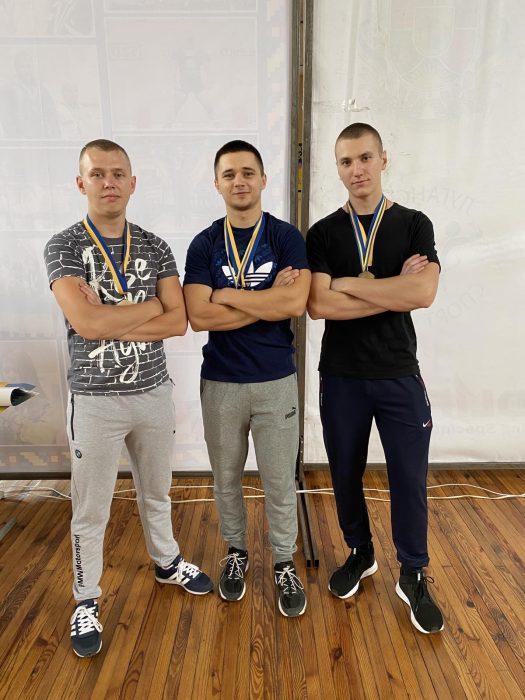 Вітаємо Глущенко Євгена з І місцем!