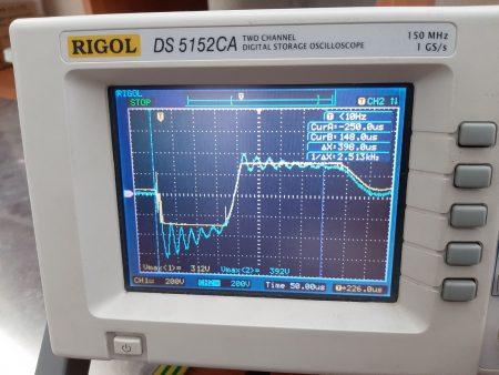 Галузева науково – дослідна лабораторія автоматизовані вентильні електромеханічні системи тяги