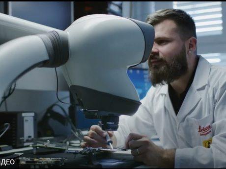 Все лазерные сканеры Leica Geosystems собираются в Швейцарии.Качество сборки, точность, производительность и надежность – соответствующие!
