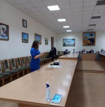 Захист дисертації Шапатіної Ольги Олександрівни