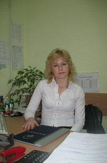 Бабенко Тетяна Володимирівна