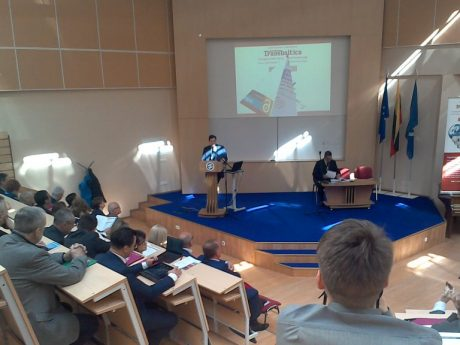 Участь вчених у міжнародній конференції м.Вільнюс, Литва. Transbaltica 2017 р.