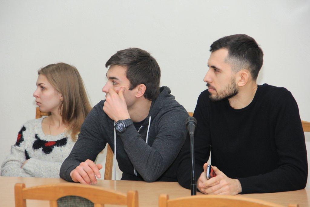 Презентація програм Німецької служби академічних обменів (DAAD)