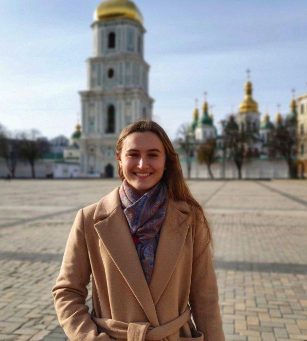 Студентка факультету «Управління процесами перевезень» зайняла призове місце на Всеукраїнському конкурсі студентських наукових робіт зі спеціальності «Автомобільний транспорт»