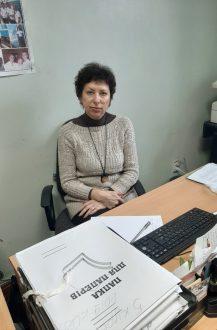 Суржикова Алла Іванівна